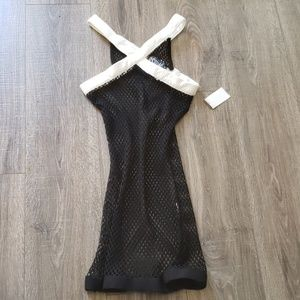 BSBW fishnet dress for LF. Size S Small